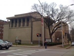Wright's Unity Temple